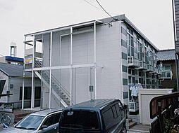 レオパレスM&Y中郷[1階]の外観