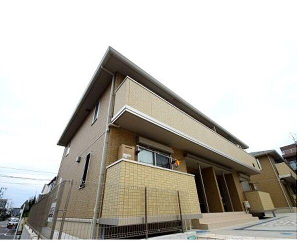 神奈川県藤沢市湘南台1丁目の賃貸アパート