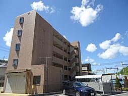 兵庫県神戸市北区谷上東町の賃貸マンションの外観