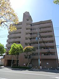 こうかマンション[2階]の外観