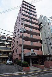 兵庫県明石市野々上3丁目の賃貸マンションの外観