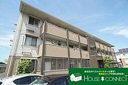 千葉県習志野市奏の杜3丁目の賃貸アパートの外観