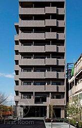 東京都大田区南六郷3丁目の賃貸マンションの外観