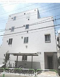 東京都文京区白山の賃貸マンションの外観