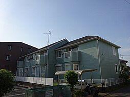 グリ−ンハイツ[1階]の外観