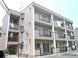 埼玉県川越市大字南田島の賃貸マンションの外観