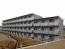 レオパレスコスモMK[3階]の外観