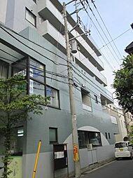 神奈川県川崎市中原区上小田中7丁目の賃貸マンションの外観