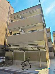 ソレイユ聖天下C[1階]の外観