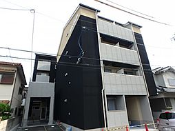 エヌエムキャラントサンクサウス[1階]の外観