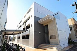 群馬県高崎市南町の賃貸マンションの外観