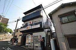 村崎マンション[3階]の外観