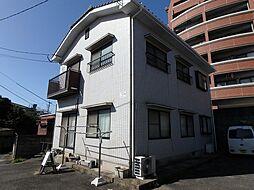 コンフォートヒサノA棟[2階]の外観