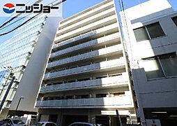 CK錦レジデンス[2階]の外観