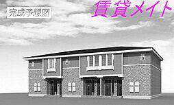 三重県伊勢市二俣3の賃貸アパートの外観
