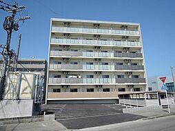 宮崎県宮崎市学園木花台西1丁目の賃貸マンションの外観
