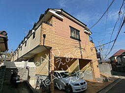 兵庫県神戸市東灘区森北町4丁目の賃貸アパートの外観