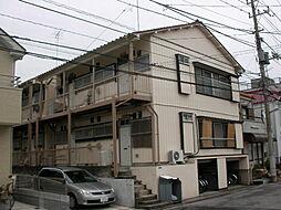 第三井上荘[201号室]の外観