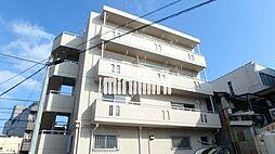 小林ビル[4階]の外観