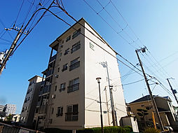 白川台農住E棟[4階]の外観