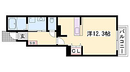広畑駅 4.5万円