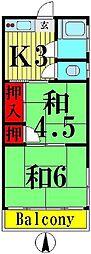 【敷金礼金0円!】コーポ松田