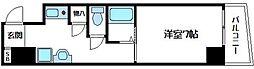 内淡路町新築マンション[5階]の間取り