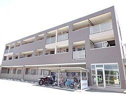 サンカルティエ[1階]の外観