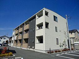 JR中央本線 竜王駅 バス5分 貢川団地入口下車 徒歩12分の賃貸アパート