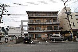 福岡県筑紫野市紫2丁目の賃貸マンションの外観
