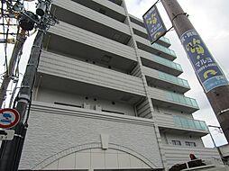 ブリリアントコート西田辺[6階]の外観