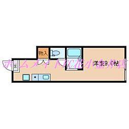 アイコート小金井本町[1階]の間取り