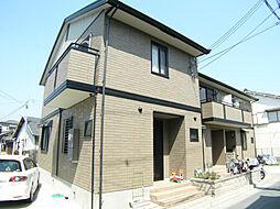 [テラスハウス] 兵庫県川西市小戸3丁目 の賃貸【/】の外観