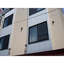 北海道札幌市中央区南五条東2丁目の賃貸アパートの外観