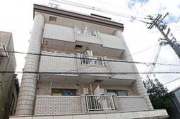大阪府東大阪市岸田堂西2丁目の賃貸マンションの外観