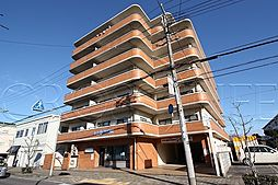 ハッピーコート明石[3階]の外観