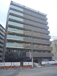 プランドール新大阪PARKレジデンス[7階]の外観