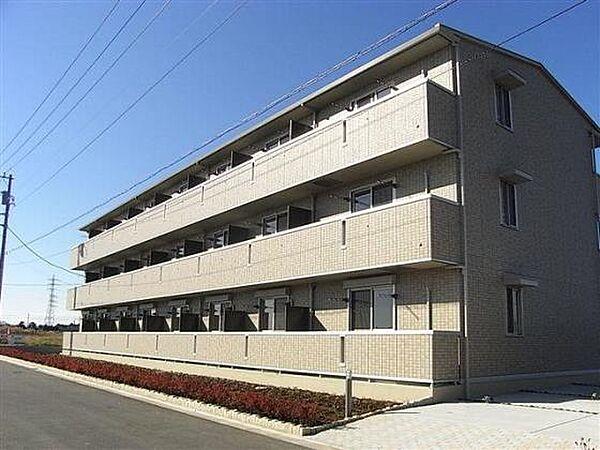 メルベーユ・ソフィア 3階の賃貸【茨城県 / つくば市】