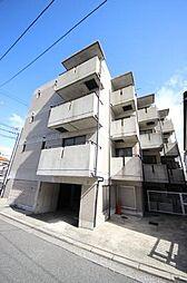兵庫県尼崎市大庄北1丁目の賃貸マンションの外観