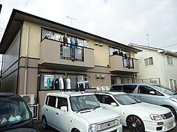 広島県福山市引野町2の賃貸アパートの外観