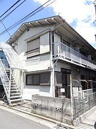 第8丸三マンション[1階]の外観