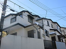 神奈川県川崎市麻生区万福寺4丁目の賃貸アパートの外観