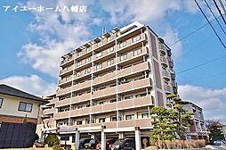福岡県北九州市八幡西区下上津役3丁目の賃貸マンションの外観