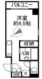 コンパートメント麻布[4階]の間取り