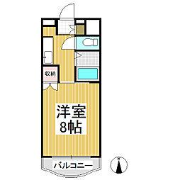アメニティ青木島[2階]の間取り