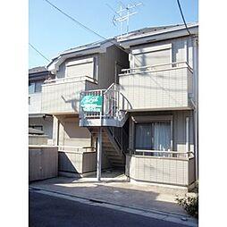 東京都練馬区富士見台2の賃貸アパートの外観