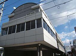 京都府京都市伏見区両替町十丁目の賃貸マンションの外観
