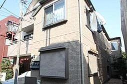 東京都豊島区千早1丁目の賃貸アパートの外観
