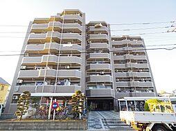 埼玉県和光市南1丁目の賃貸マンションの外観