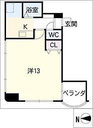 NTビル[5階]の間取り